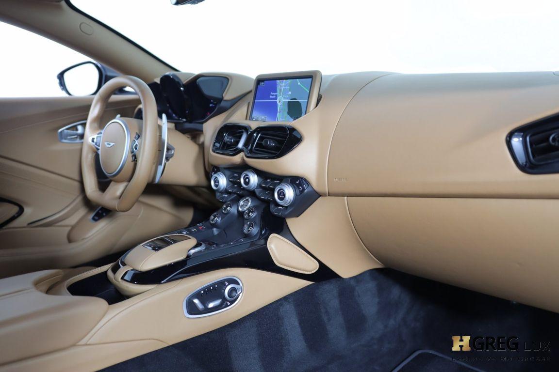 2020 Aston Martin Vantage  #28