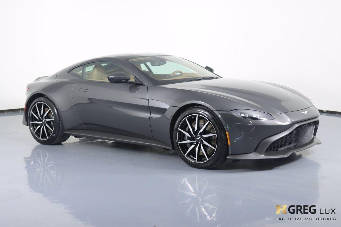 2020 Aston Martin Vantage  #9