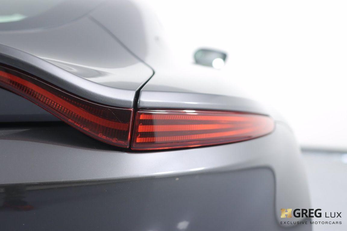 2020 Aston Martin Vantage  #18