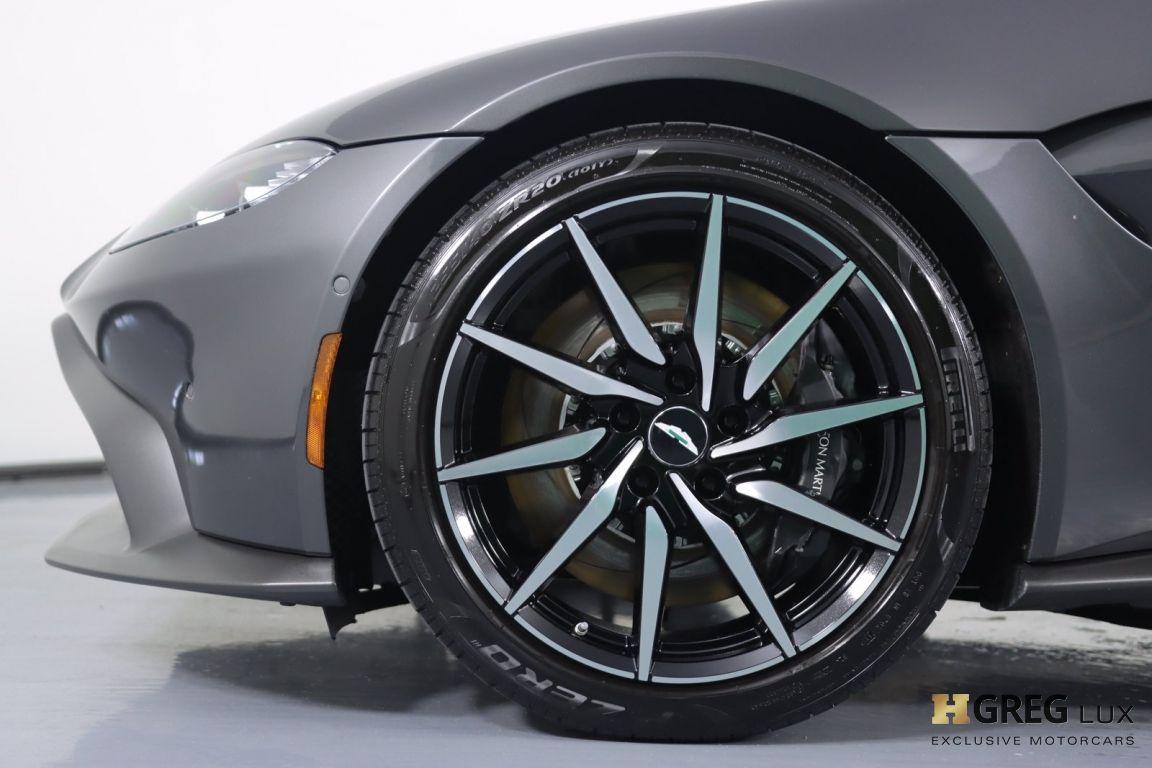 2020 Aston Martin Vantage  #22