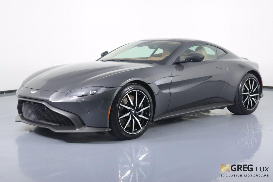2020 Aston Martin Vantage  #26