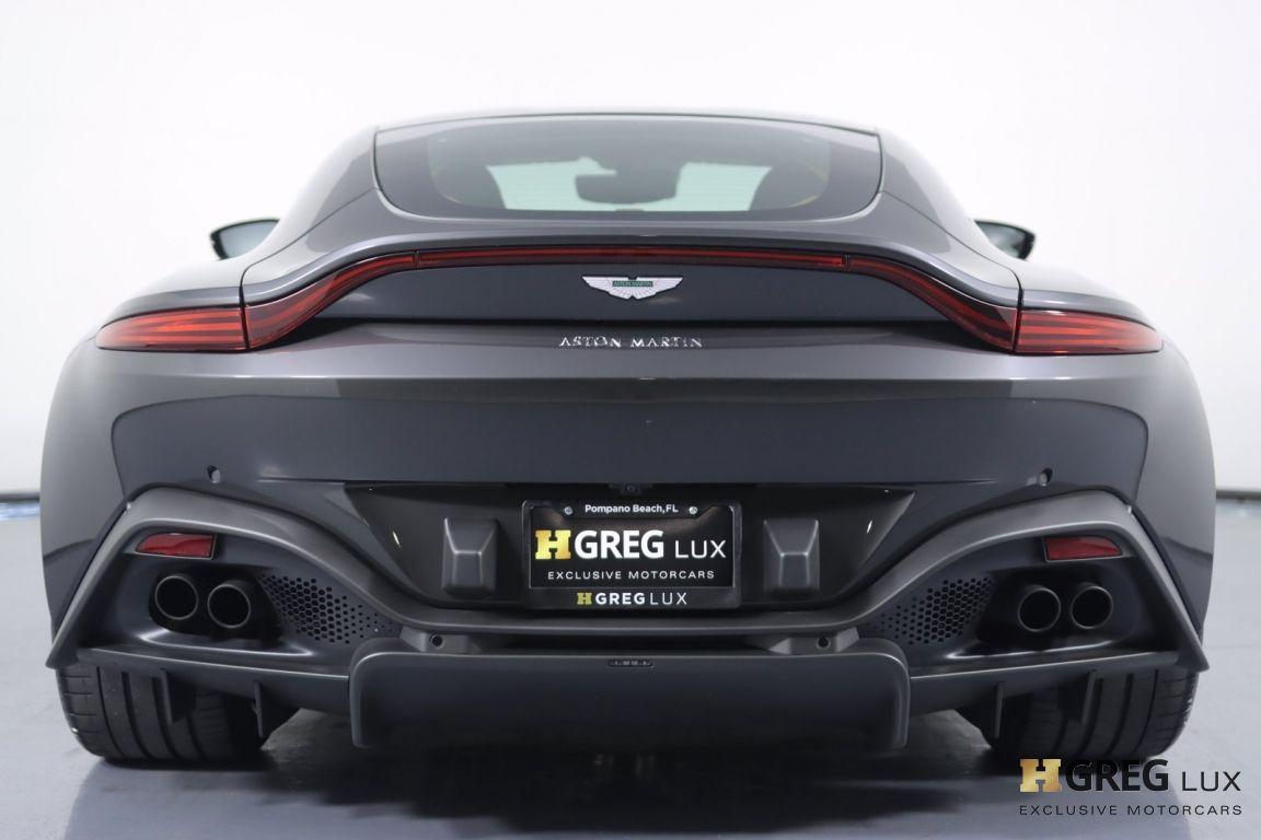 2020 Aston Martin Vantage  #16