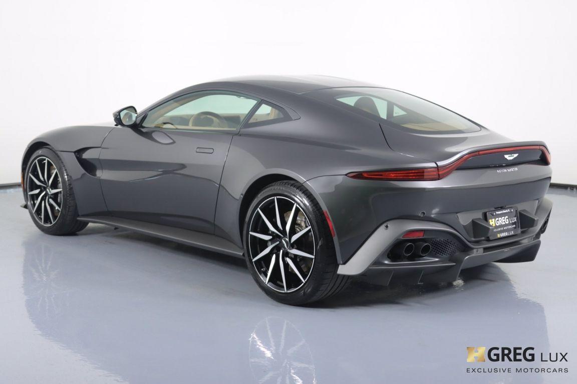 2020 Aston Martin Vantage  #20