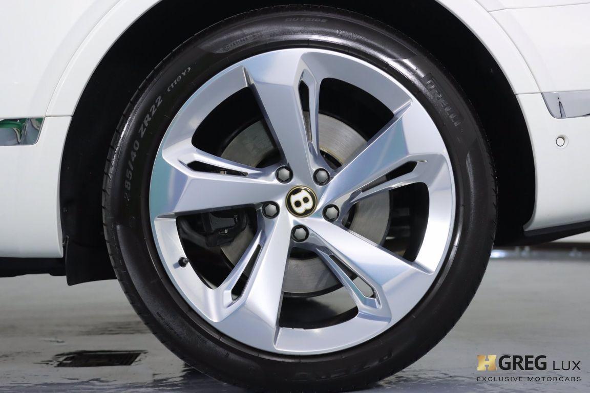 2020 Bentley Bentayga Hybrid #26