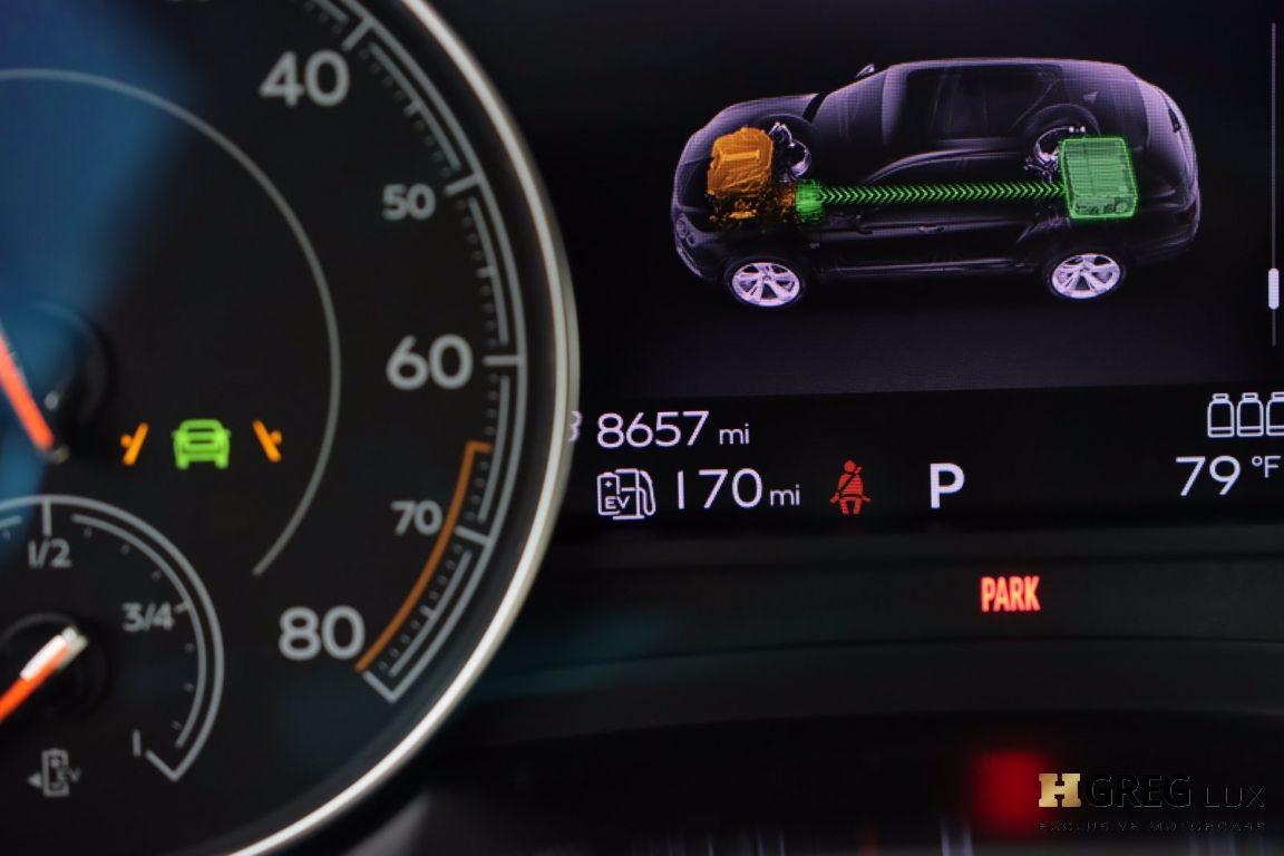 2020 Bentley Bentayga Hybrid #47