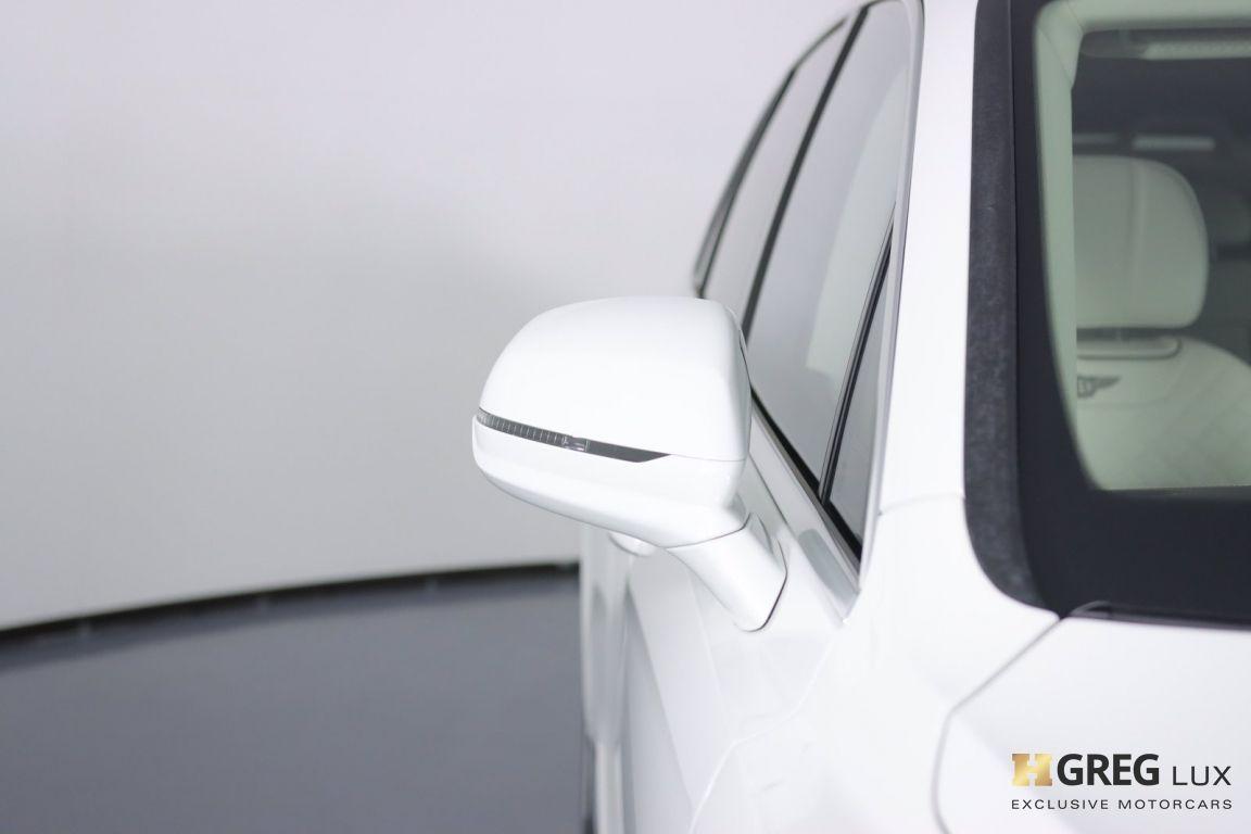 2020 Bentley Bentayga Hybrid #7