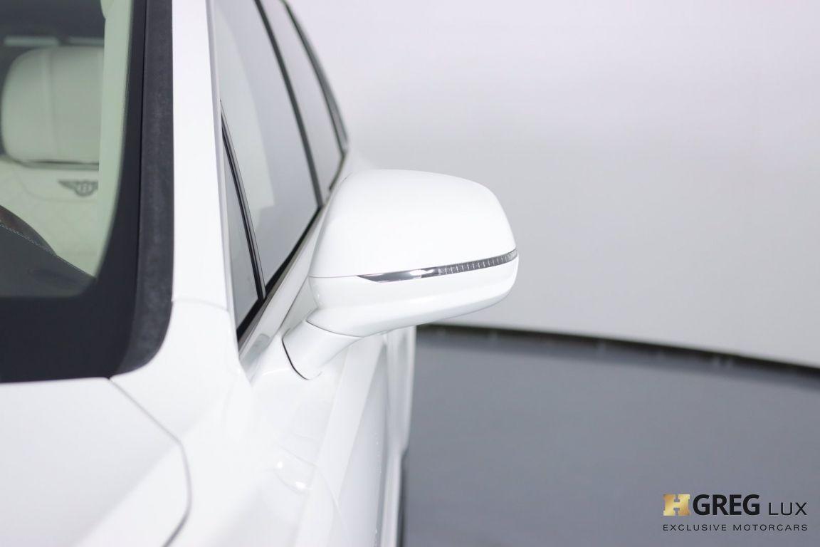 2020 Bentley Bentayga Hybrid #8