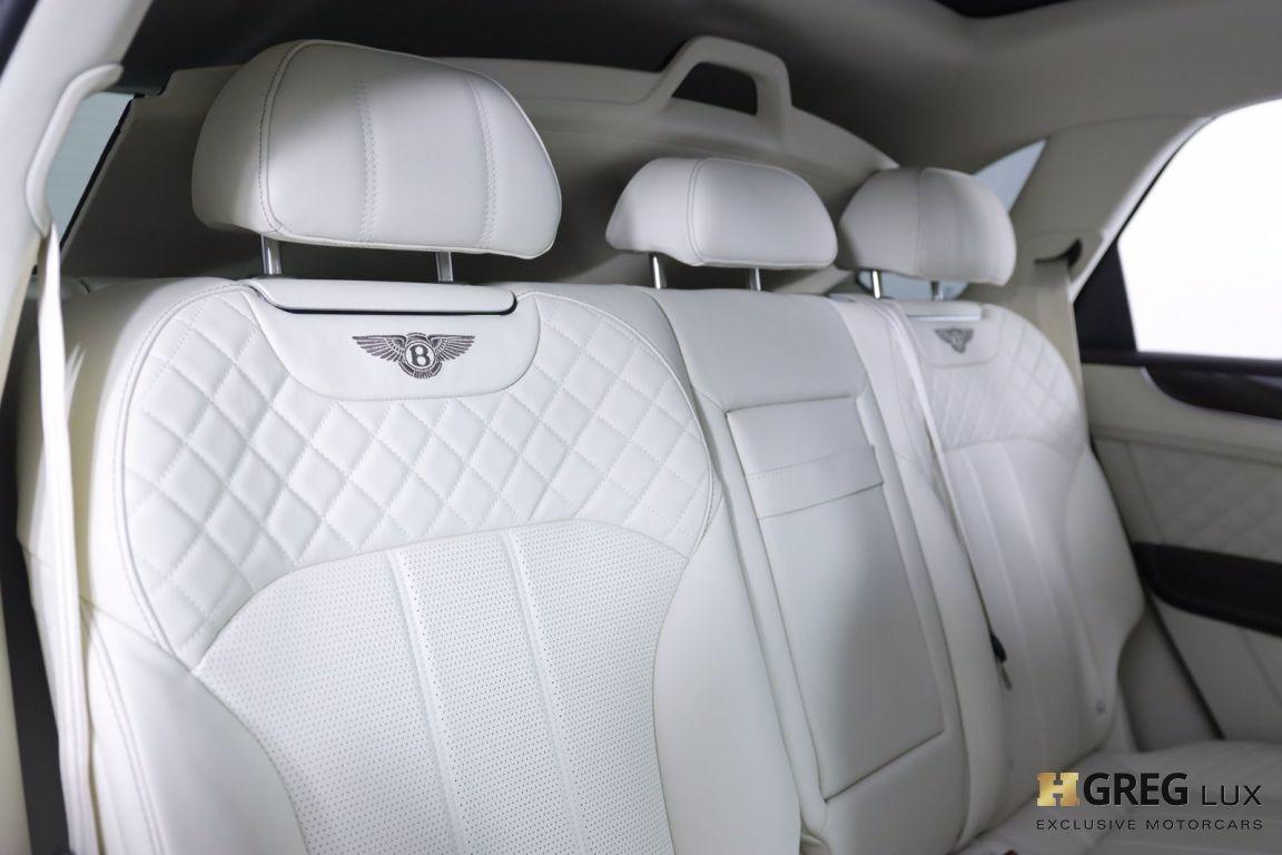 2020 Bentley Bentayga Hybrid #34
