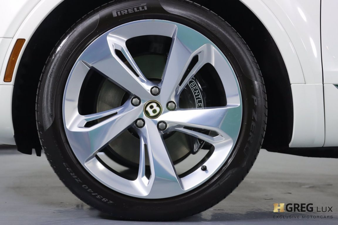 2020 Bentley Bentayga Hybrid #24