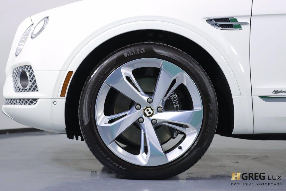 2020 Bentley Bentayga Hybrid #23