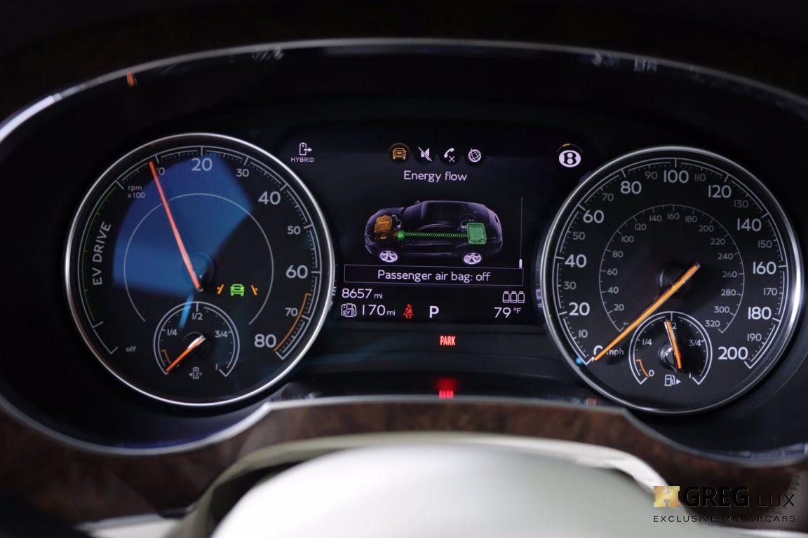 2020 Bentley Bentayga Hybrid #46
