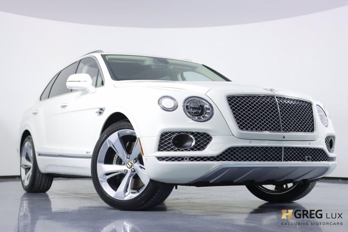 2020 Bentley Bentayga Hybrid #28