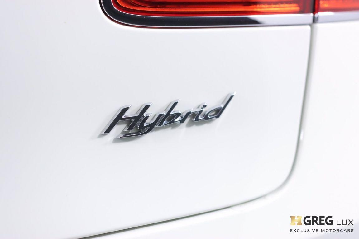 2020 Bentley Bentayga Hybrid #19