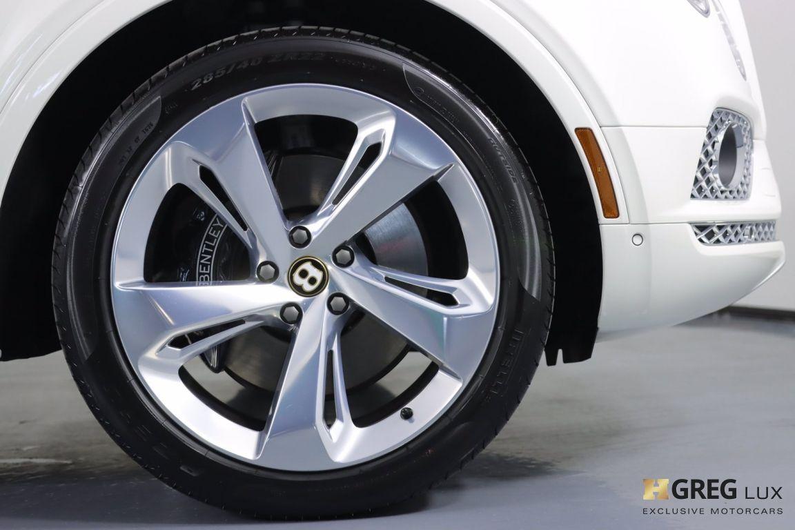 2020 Bentley Bentayga Hybrid #11