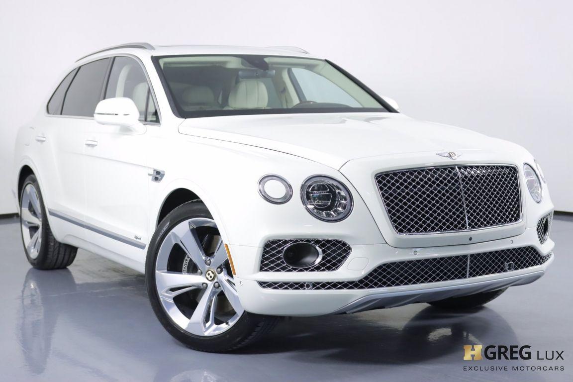 2020 Bentley Bentayga Hybrid #0