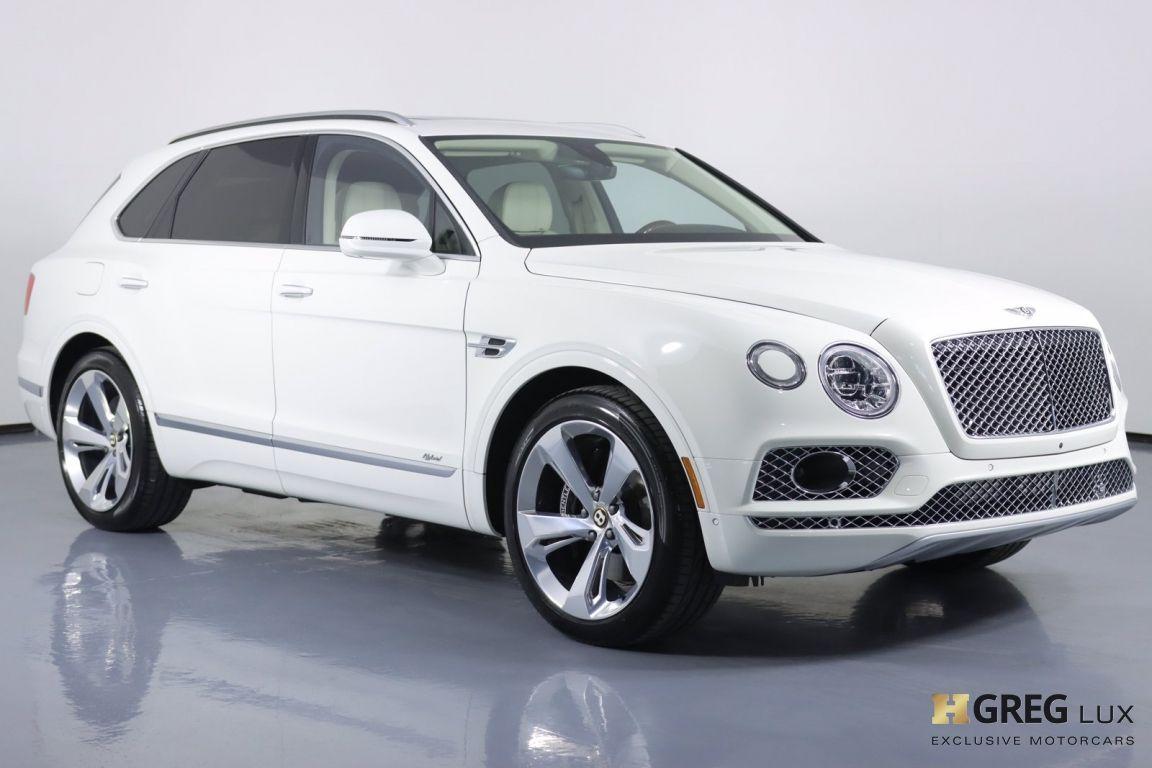 2020 Bentley Bentayga Hybrid #9