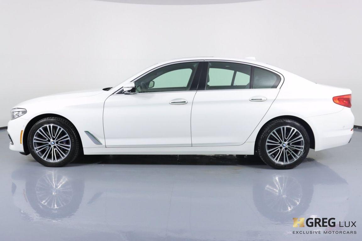 2018 BMW 5 Series 540i xDrive #22