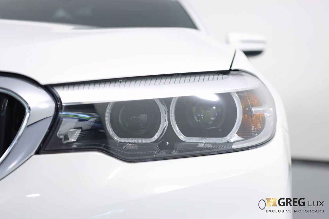 2018 BMW 5 Series 540i xDrive #5