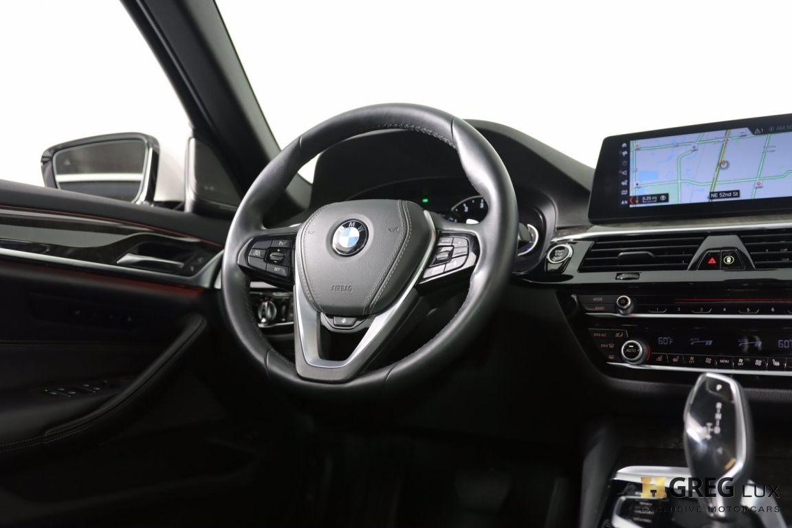 2018 BMW 5 Series 540i xDrive #50