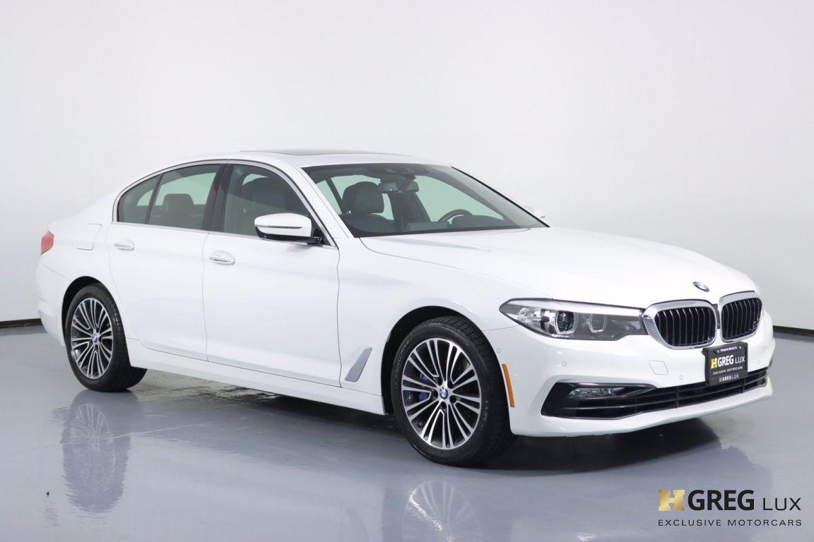 2018 BMW 5 Series 540i xDrive #9