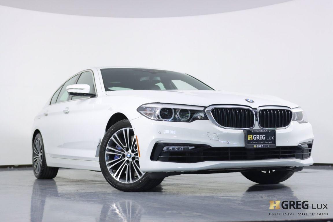2018 BMW 5 Series 540i xDrive #28