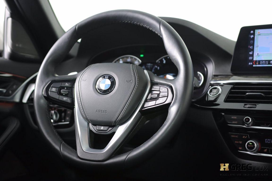 2018 BMW 5 Series 540i xDrive #51