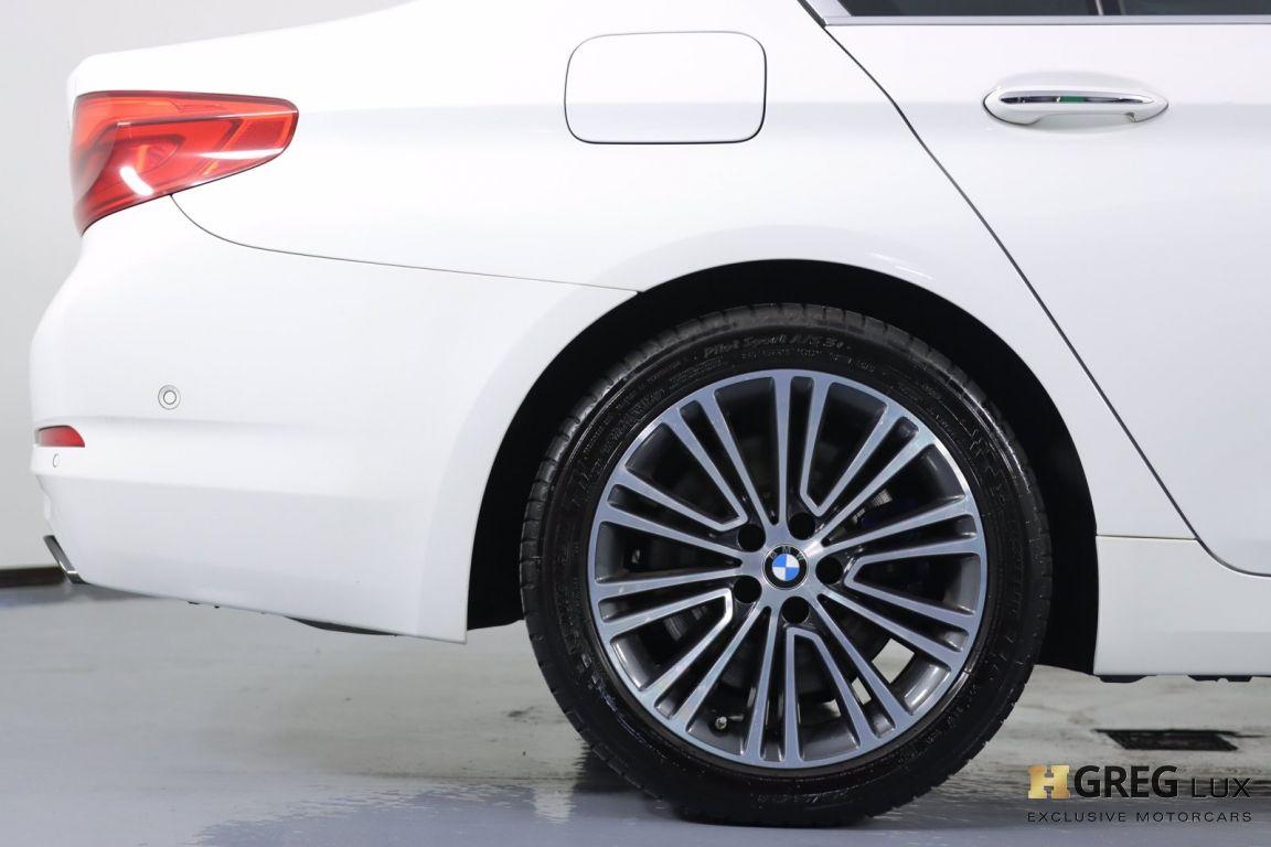 2018 BMW 5 Series 540i xDrive #13