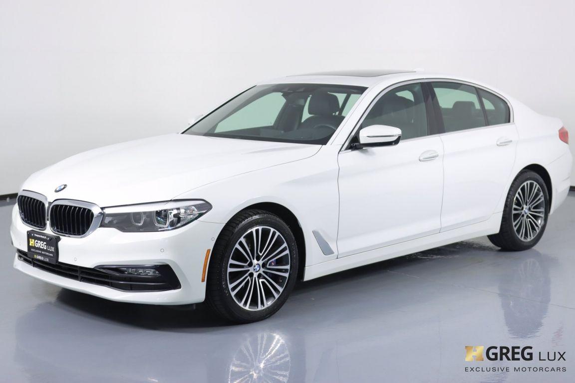 2018 BMW 5 Series 540i xDrive #27