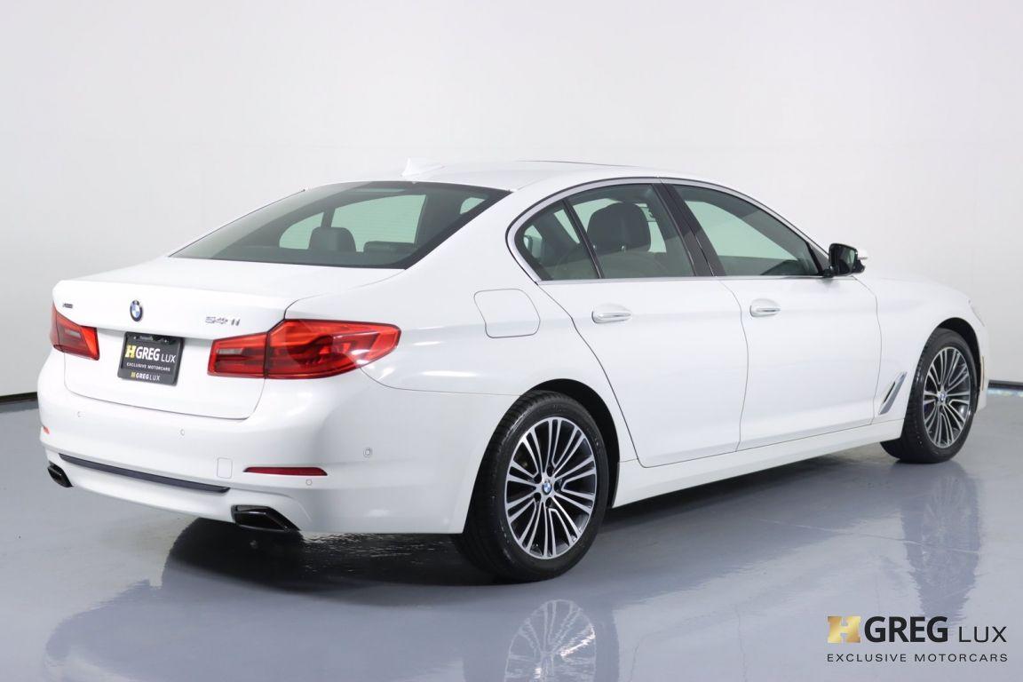 2018 BMW 5 Series 540i xDrive #15