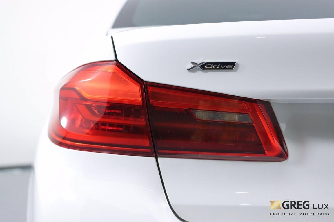 2018 BMW 5 Series 540i xDrive #17