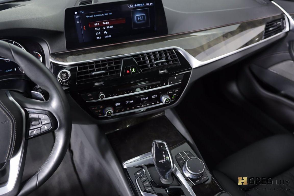 2018 BMW 5 Series 540i xDrive #41