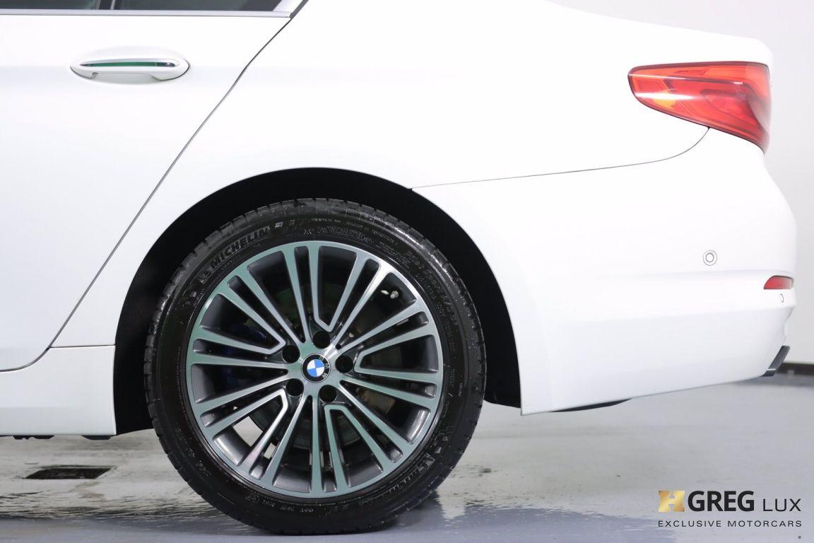 2018 BMW 5 Series 540i xDrive #25