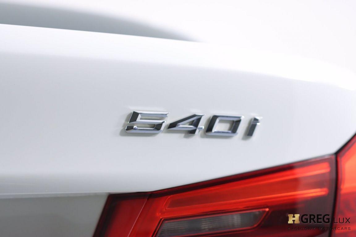 2018 BMW 5 Series 540i xDrive #19