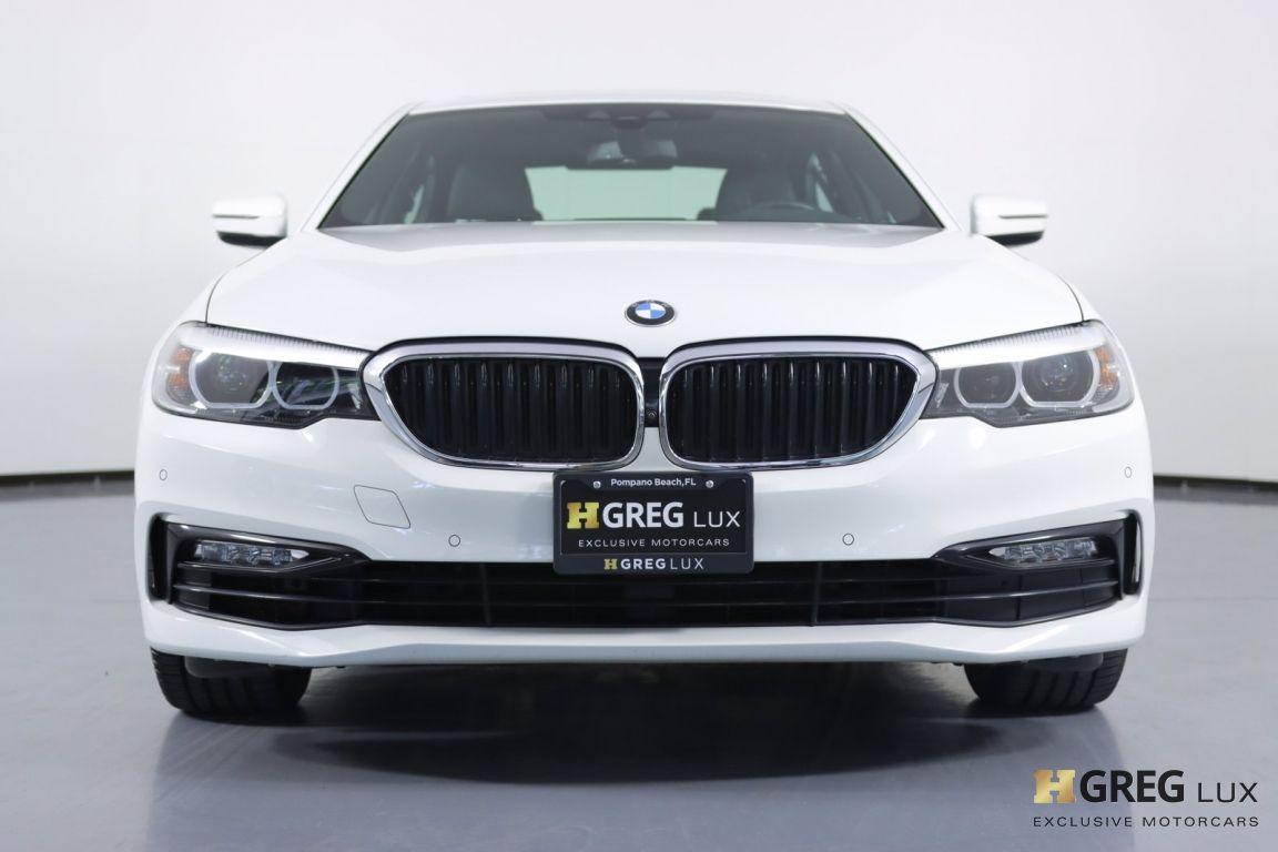 2018 BMW 5 Series 540i xDrive #3