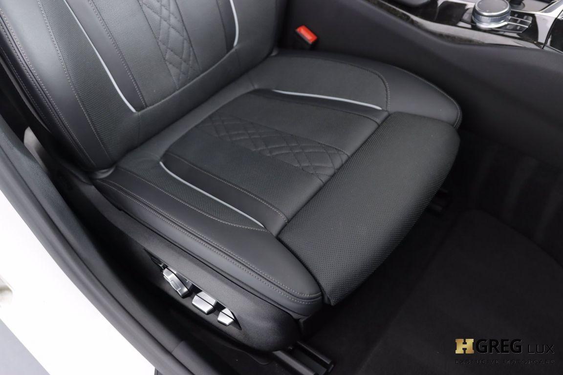 2018 BMW 5 Series 540i xDrive #34