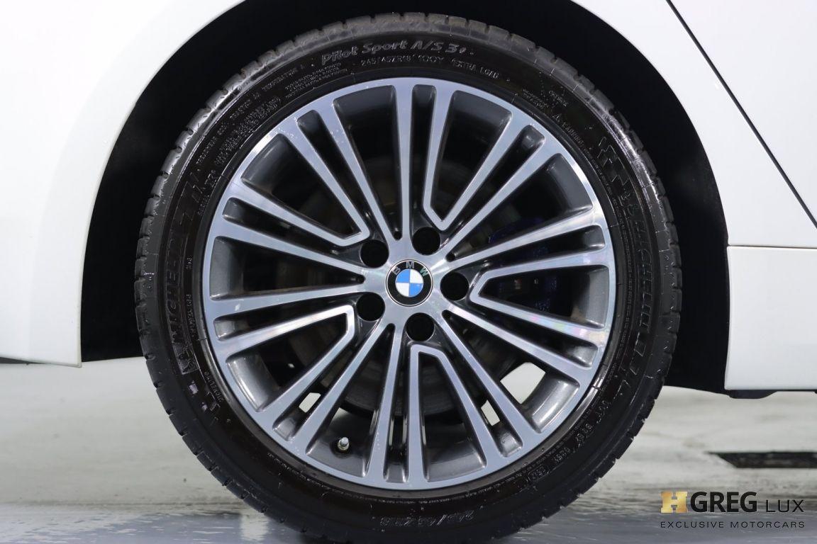 2018 BMW 5 Series 540i xDrive #14
