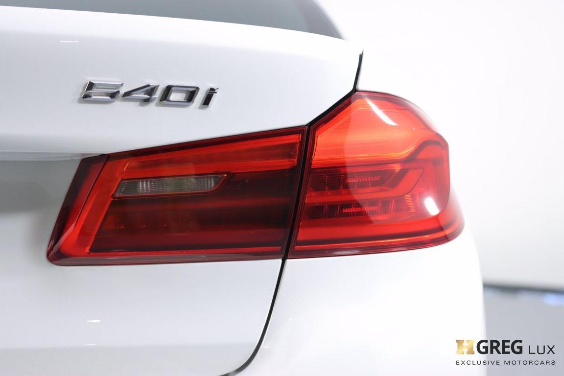 2018 BMW 5 Series 540i xDrive #18