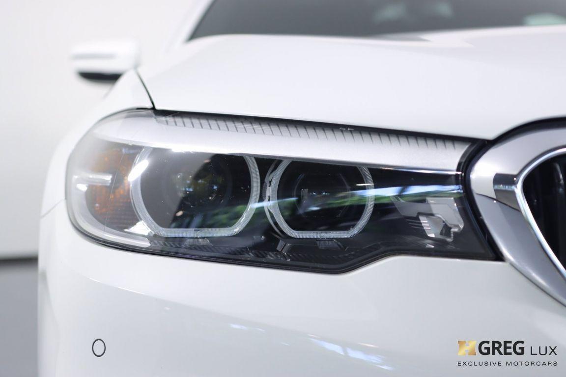 2018 BMW 5 Series 540i xDrive #4