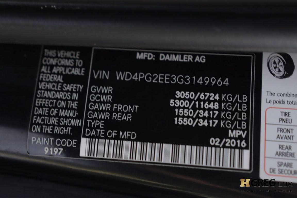 2016 Mercedes Benz Metris Passenger Van Passenger #52