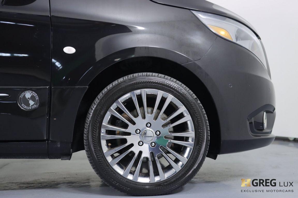 2016 Mercedes Benz Metris Passenger Van Passenger #11
