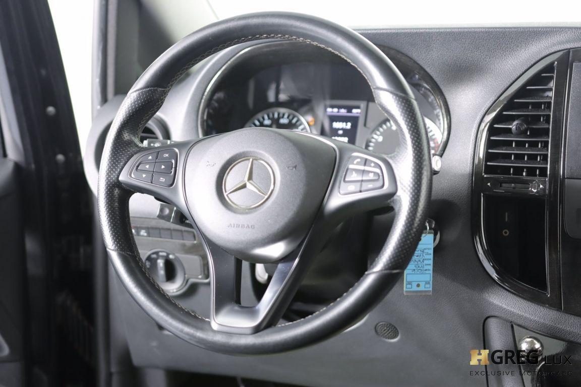 2016 Mercedes Benz Metris Passenger Van Passenger #46
