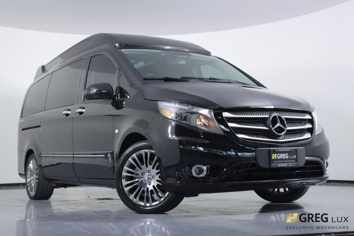 2016 Mercedes Benz Metris Passenger Van Passenger #26