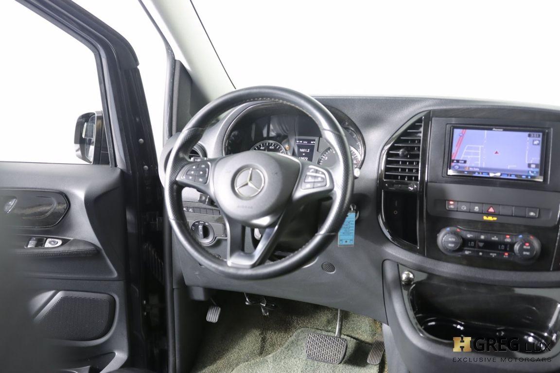 2016 Mercedes Benz Metris Passenger Van Passenger #45