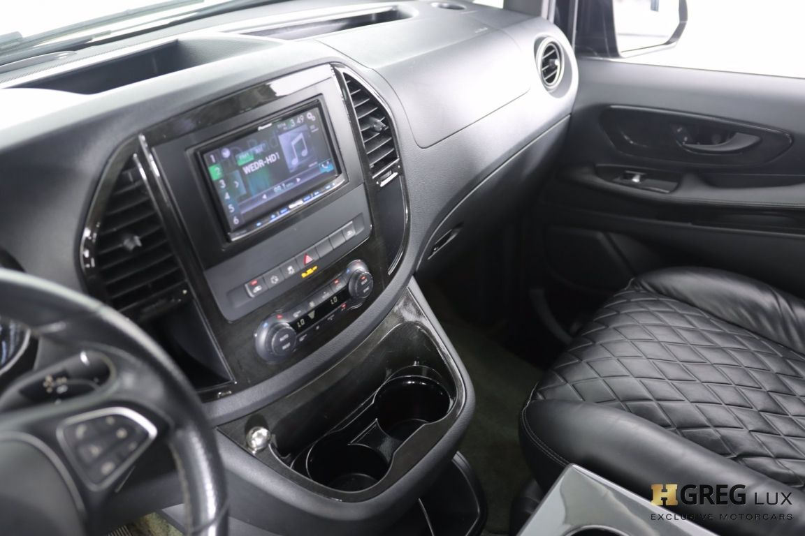2016 Mercedes Benz Metris Passenger Van Passenger #38