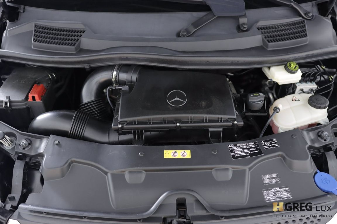 2016 Mercedes Benz Metris Passenger Van Passenger #49