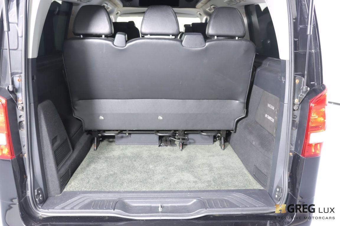 2016 Mercedes Benz Metris Passenger Van Passenger #47
