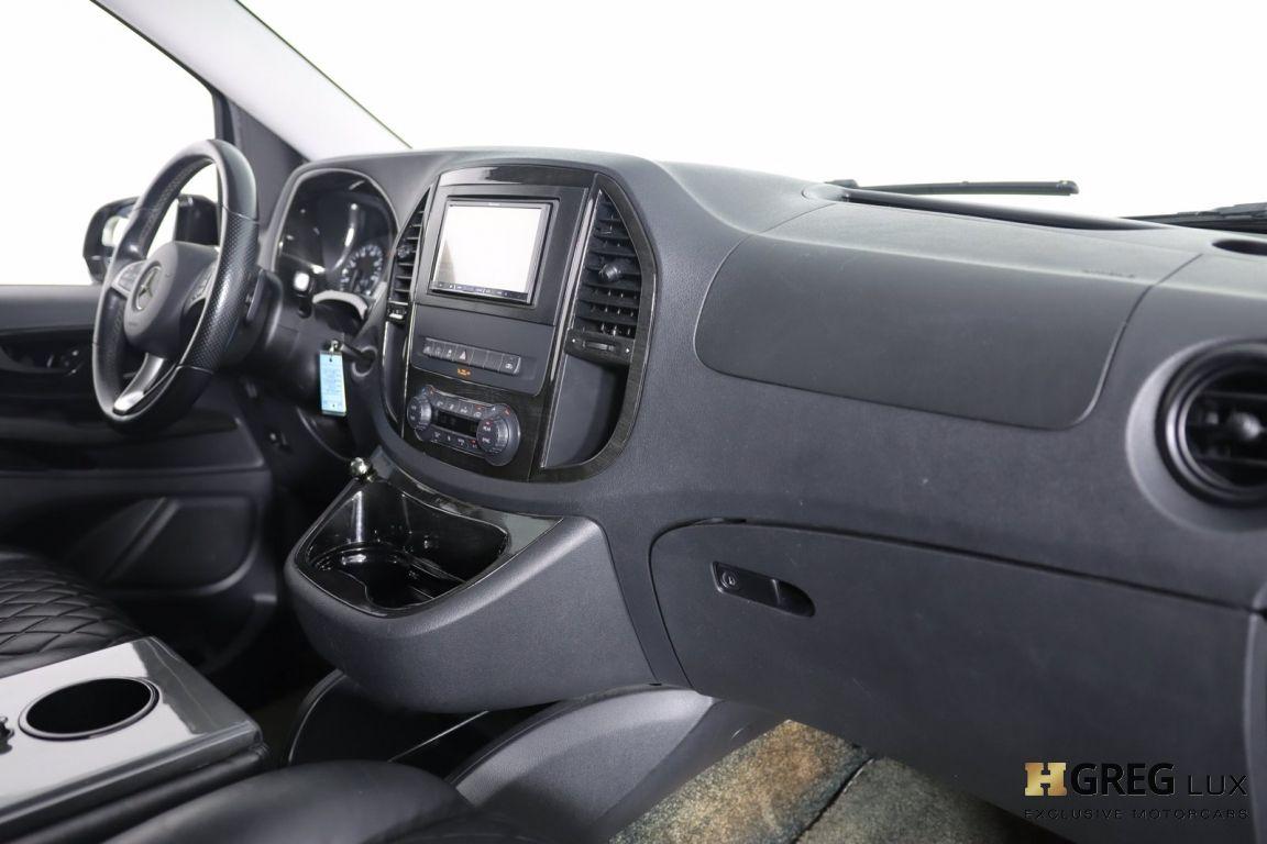 2016 Mercedes Benz Metris Passenger Van Passenger #48