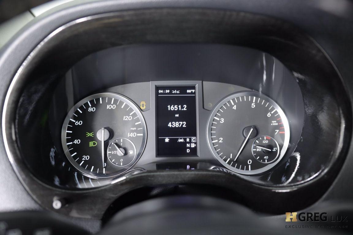 2016 Mercedes Benz Metris Passenger Van Passenger #42