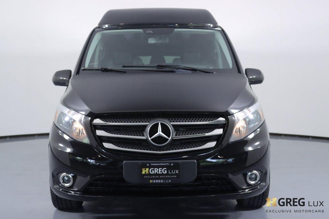 2016 Mercedes Benz Metris Passenger Van Passenger #3