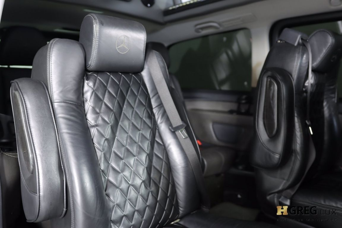 2016 Mercedes Benz Metris Passenger Van Passenger #34